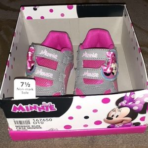 Minnie Mouse Toddler / Kid Shoes